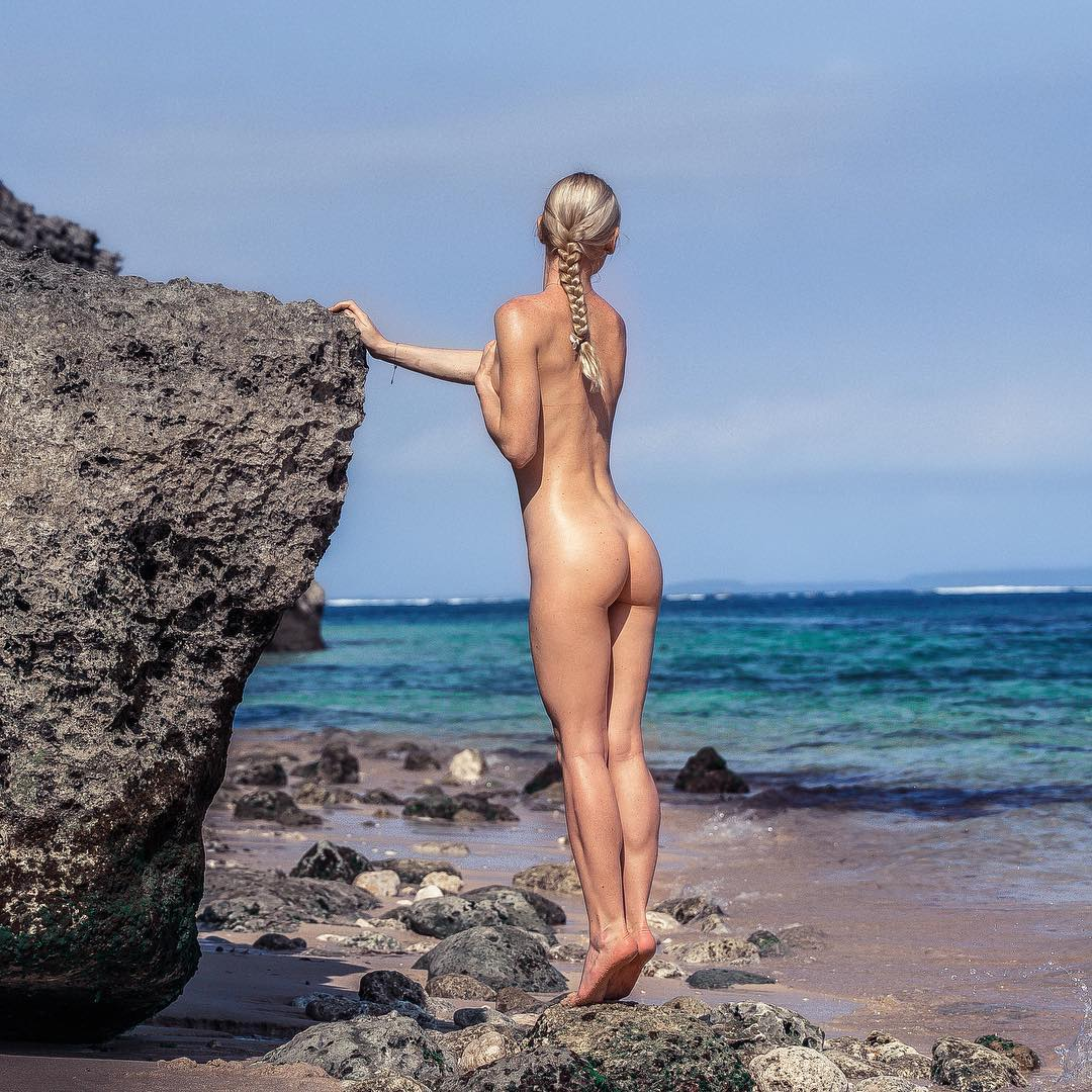 nude traveller shares the best place in the world to get naked