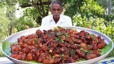 beloved youtuber 'grandpa' who made huge meals for orphans sadly dies at 73