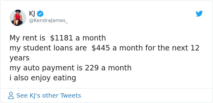 these depressing posts shows how bad the student debt system is affecting people's lives