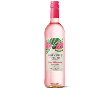 aldi is selling a bright pink watermelon wine that's as pretty as it is delicious