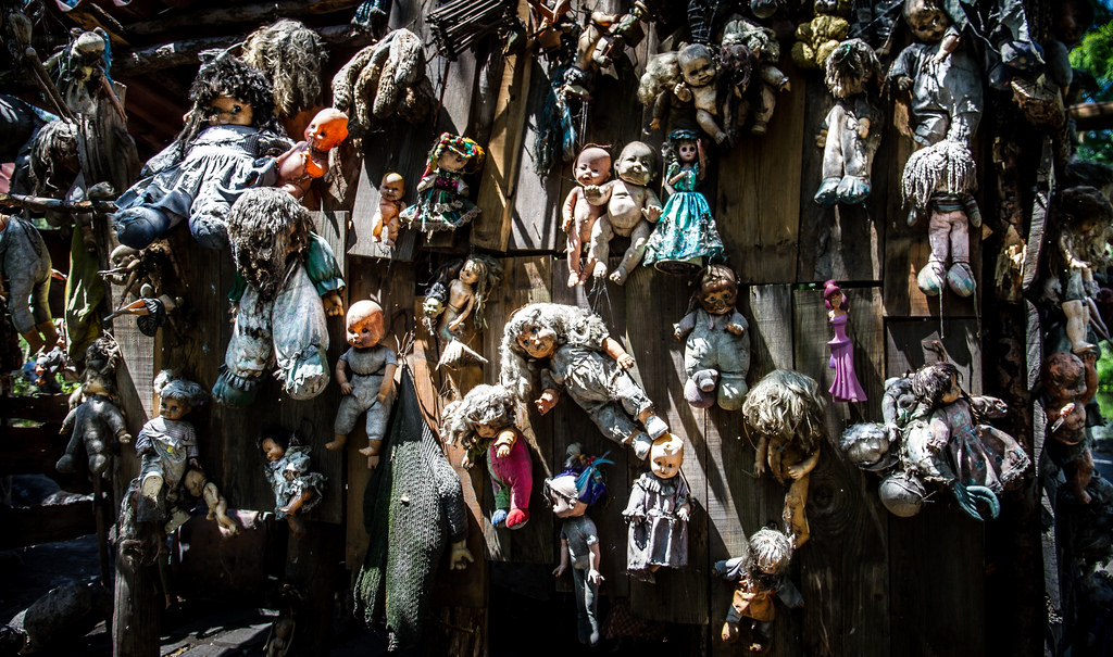 the scariest places on earth