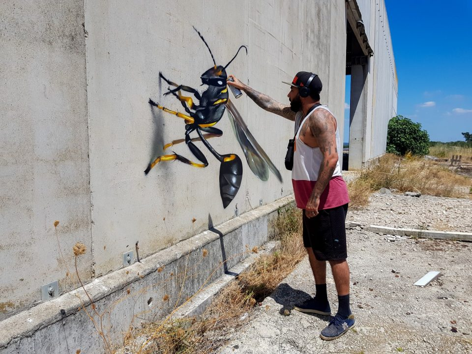 street artist odeith turns graffiti into incredible 3d works of art