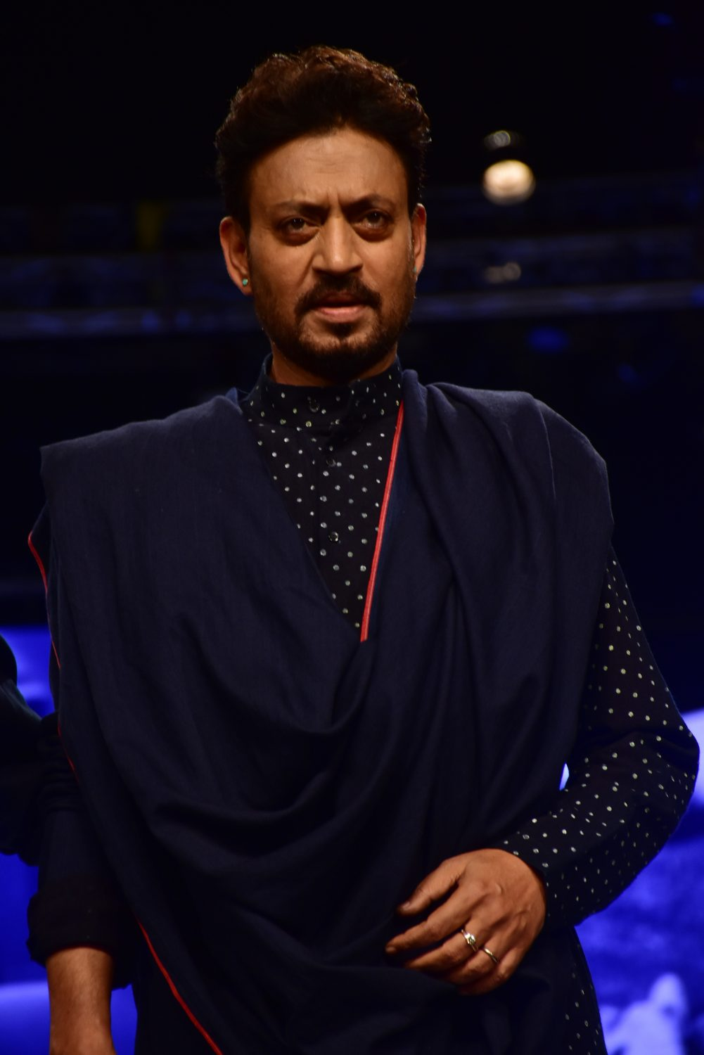 life of pi and jurassic world actor, irrfan khan, dies aged 53