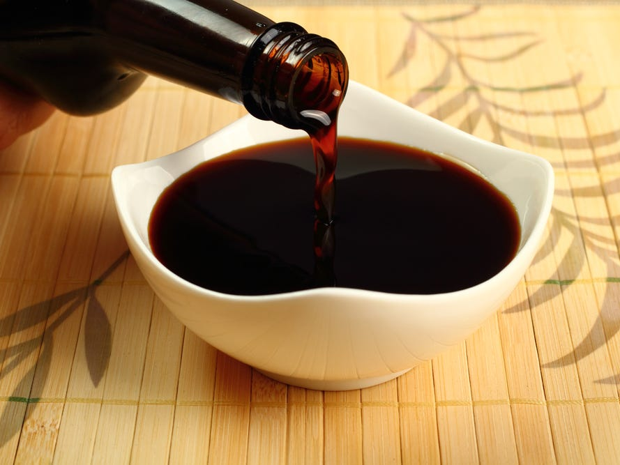 men are dipping their balls into soy sauce after learning testicles have taste receptors