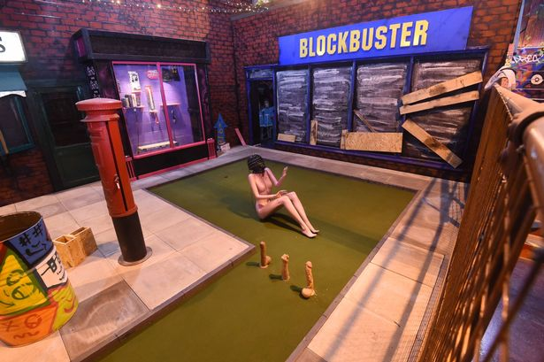 porn shoot at mini-golf course had barely ended before venue opened to public