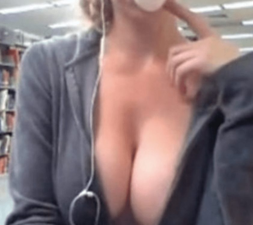 student becomes famous cam girl after making a porn video in her university library