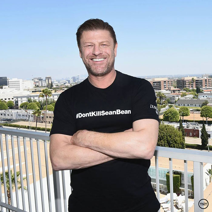 sean bean is so tired of dying on screen, he's now rejecting roles where he gets killed