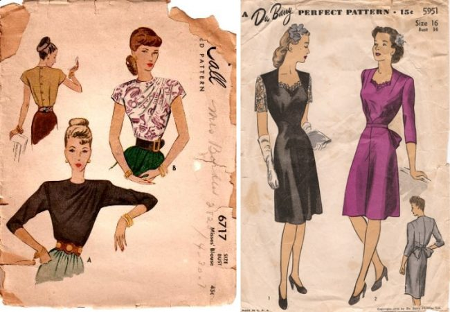 wiki releases a collection of over 83,500 vintage sewing patterns online for download