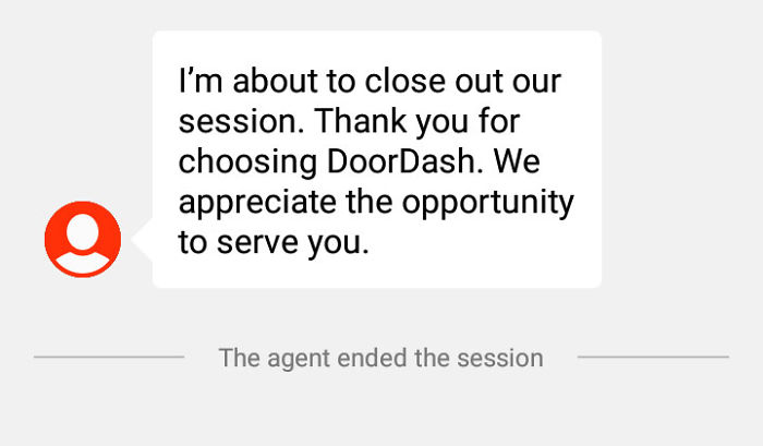 someone proves how badly doordash is treating their employees by sharing a convo with the support team