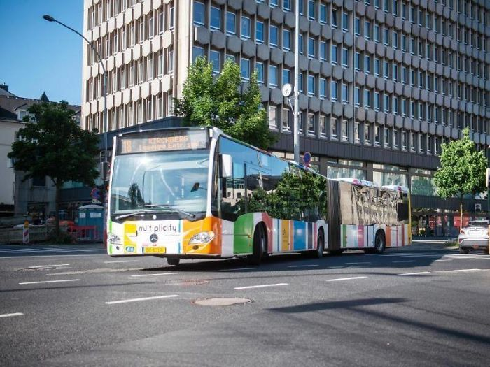 luxembourg just became the first country to make public transportation free
