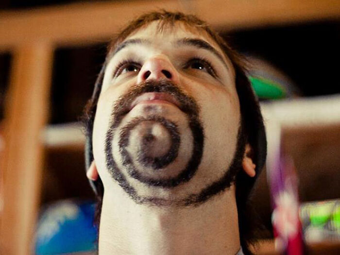 30 men who decided to try the 'monkey tail' beard look