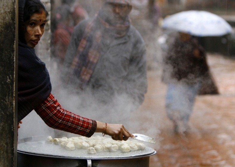 street food vendors from around the world