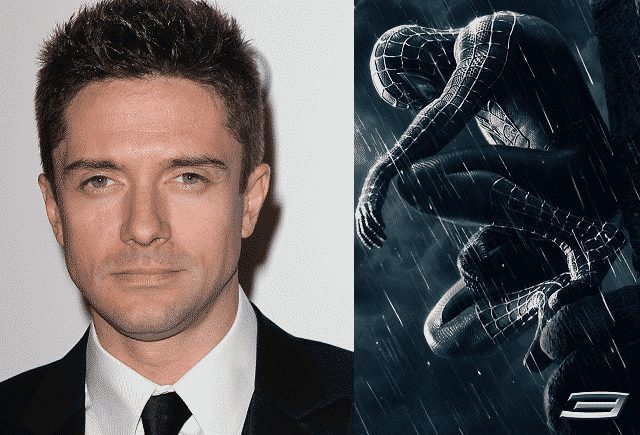 why did topher grace leave that 70s show?