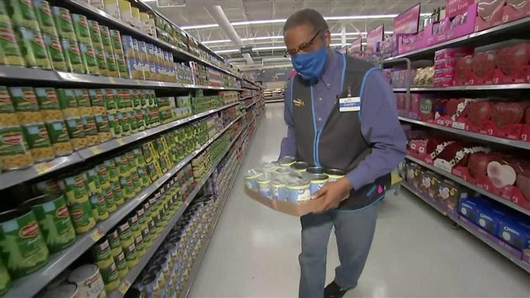 high school principal works overnight at walmart to help students in need