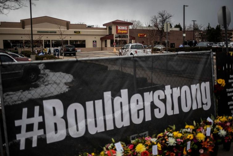 the internet is angry at the way cops escorted colorado shooting suspect to car