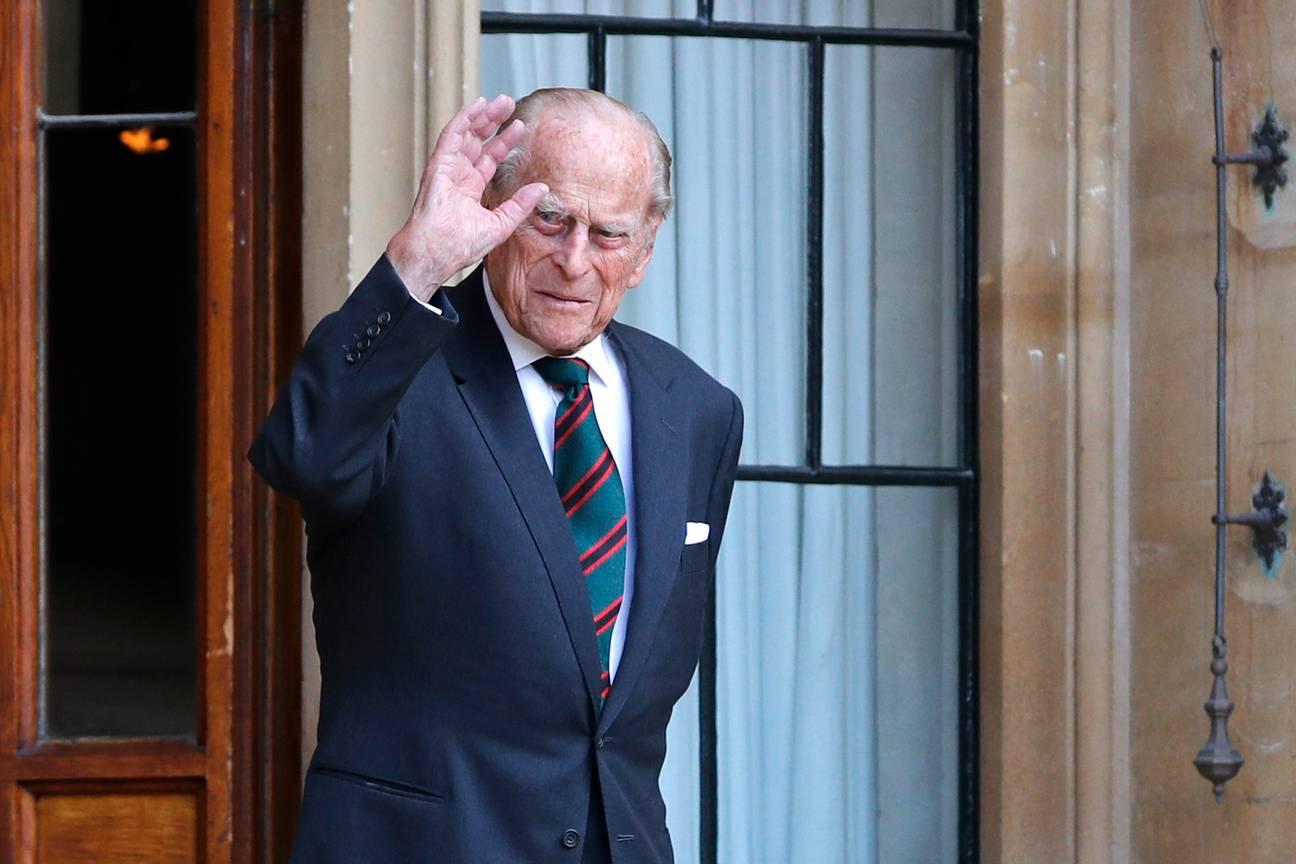 prince phillip, the duke of edinburgh, has died aged 99
