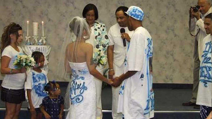 22 epic wedding fails that will either make you laugh or cringe – images