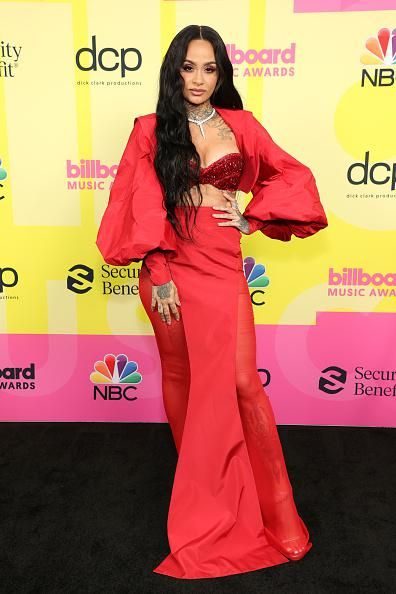 Fans Call Out Megan Fox As She Wears 'most Revealing' Dress To Billboard Music Awards