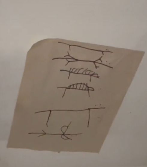 Woman's Discovery Of 'creepy Drawings' In Her Home Has People Urging Her To Move