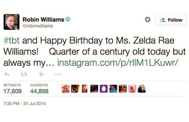 23 final tweets from celebrities who passed away unexpectedly