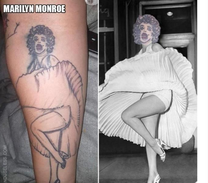 these tattoo fails are the most cringe you'll see today