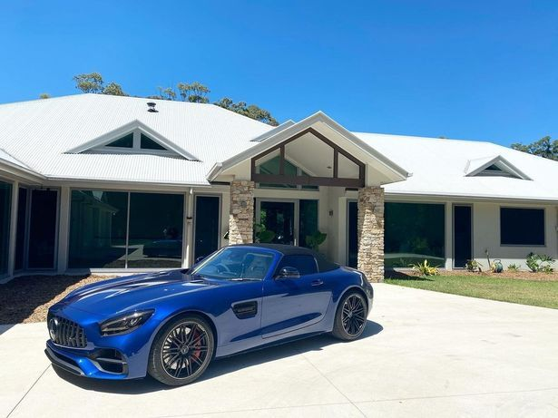 Racing Driver Turned Porn Star Buys .3m House After Earning Her Fortune From Onlyfans
