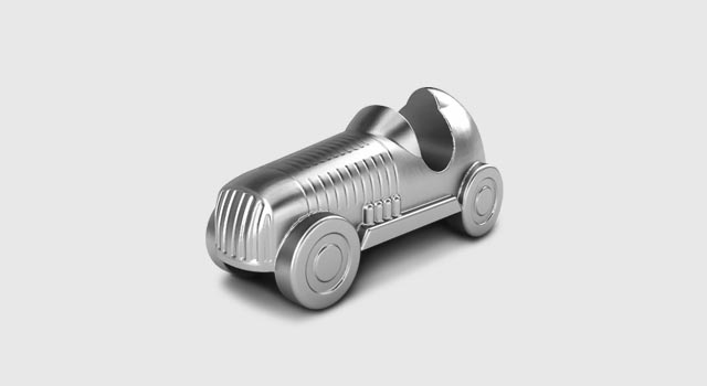 the story behind monopoly pieces