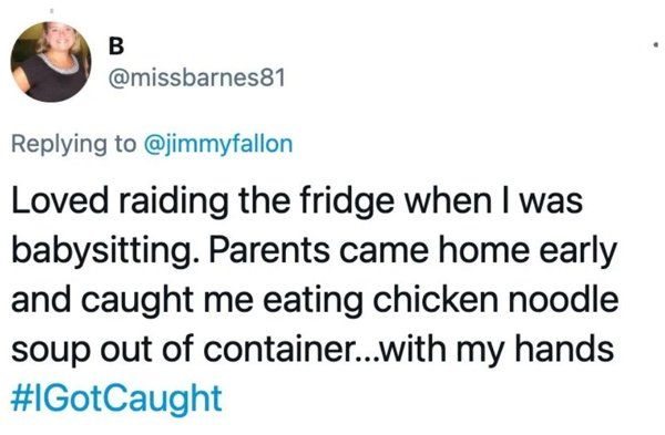 people shared their humiliating stories of #igotcaught