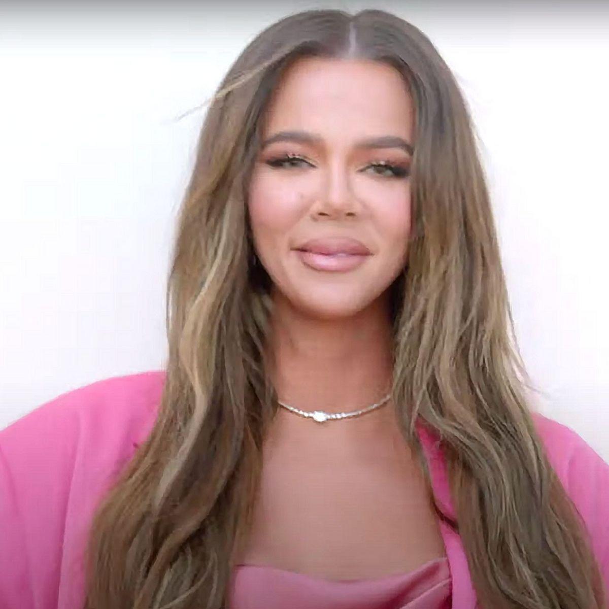 "Khloé Kardashian Slams Critic Who Says She Looks Like An ""alien"" In New Commercial"