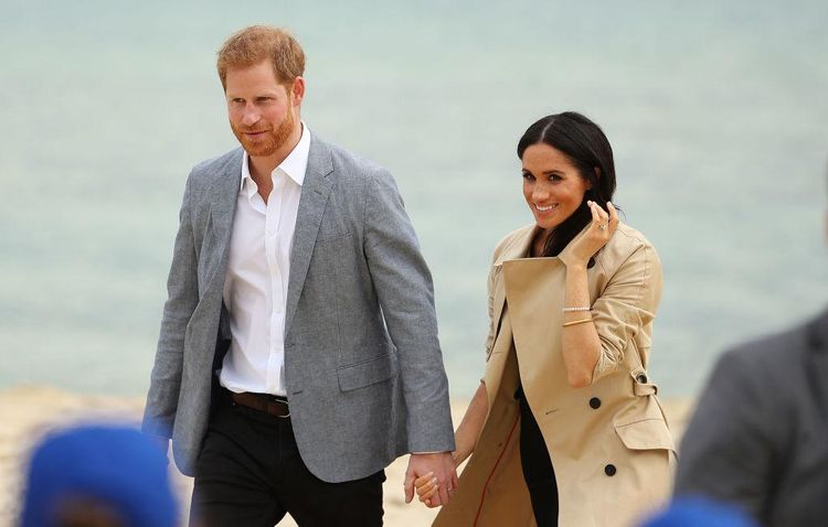 meghan and harry broke royal tradition with birth of baby girl