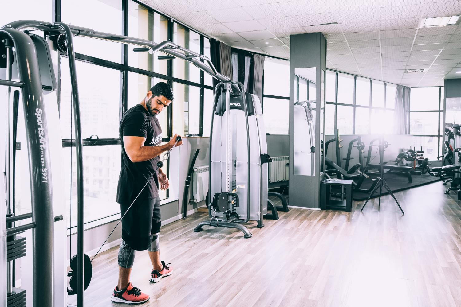 the only 7 gym machines worth using