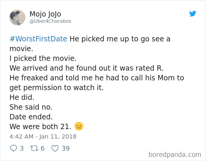 15 Hilarious First Date That Will Make You Laugh