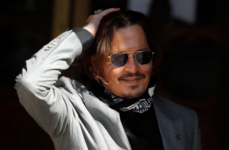 Johnny Depp Breaks Silence Since Libel Suit Loss