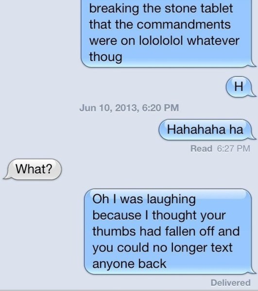 15 Spot-on Replies To Mean People Who Leave You On Seen