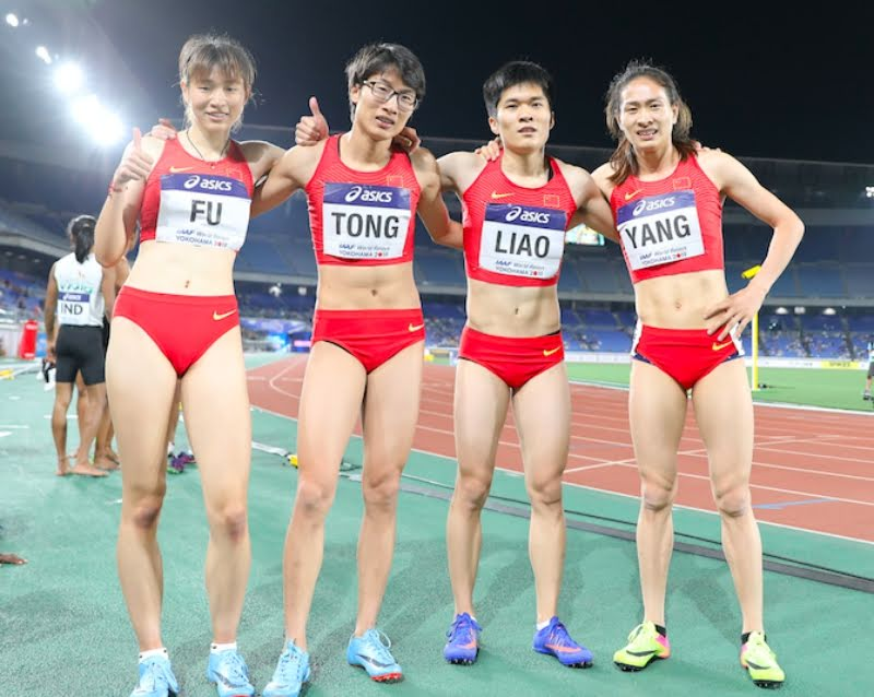 """Chinese Female Athletes Go Viral After Being Accused Of """"looking Like Men"""""""