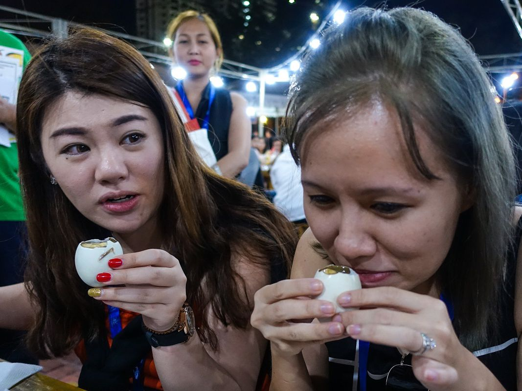 Balut: The World's Most Unusual Snack