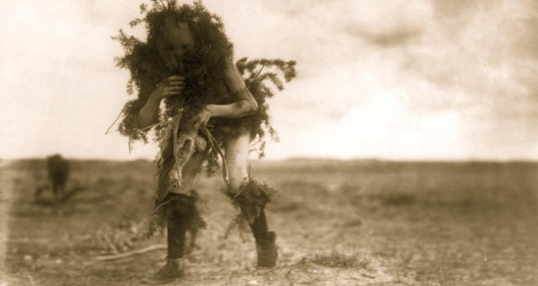 Meet The Navajo Skinwalker, The Demonic Shapeshifter That Native Americans Won't Mention By Name