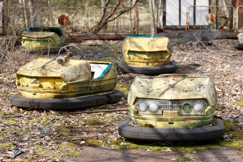 Boris Shcherbina Fully Evacuated Pripyat
