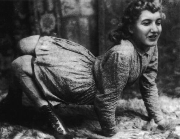 The Heartrending Story Of Ella Harper Dubbed The Camel Girl