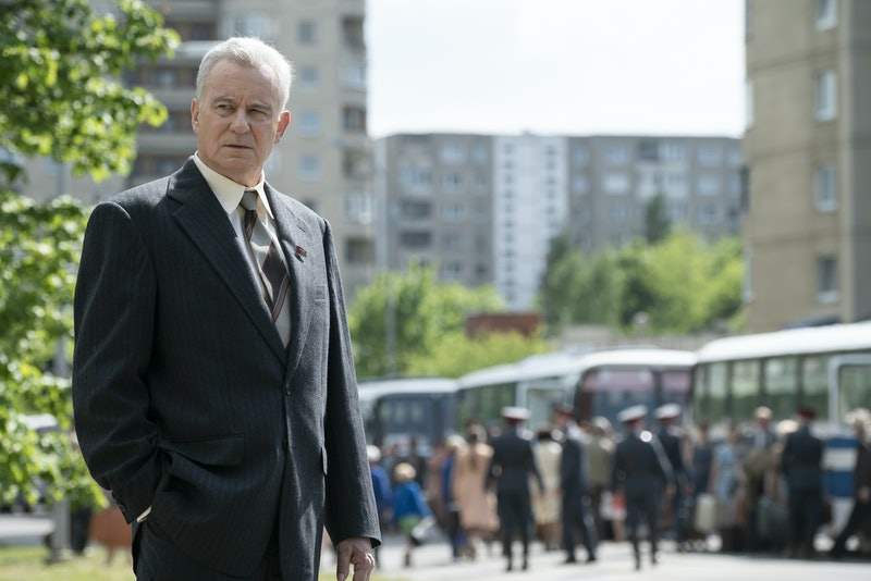 How Boris Shcherbina Helped Evacuate Pripyat After Chernobyl