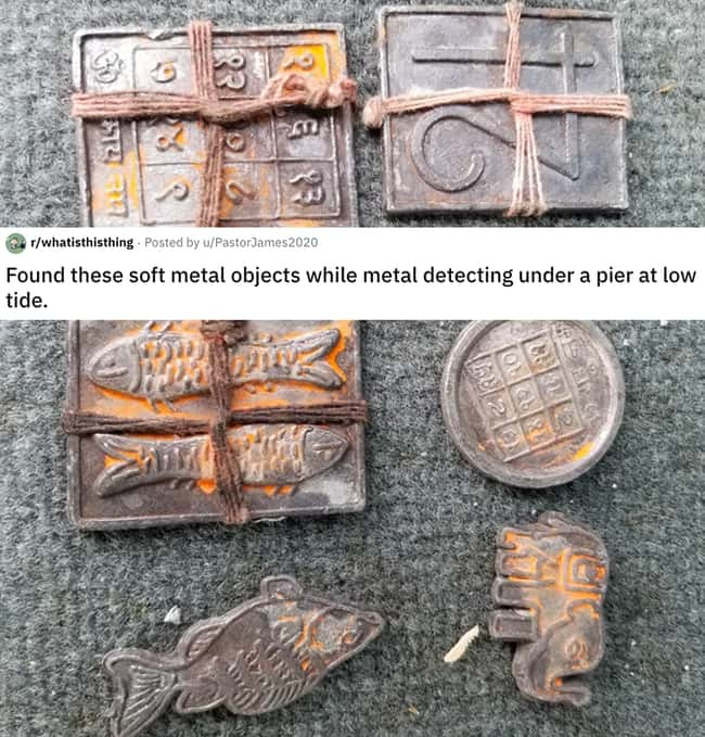 People Are Asking For Help Identifying Weird Objects They Found And The Answers Are Super Surprising