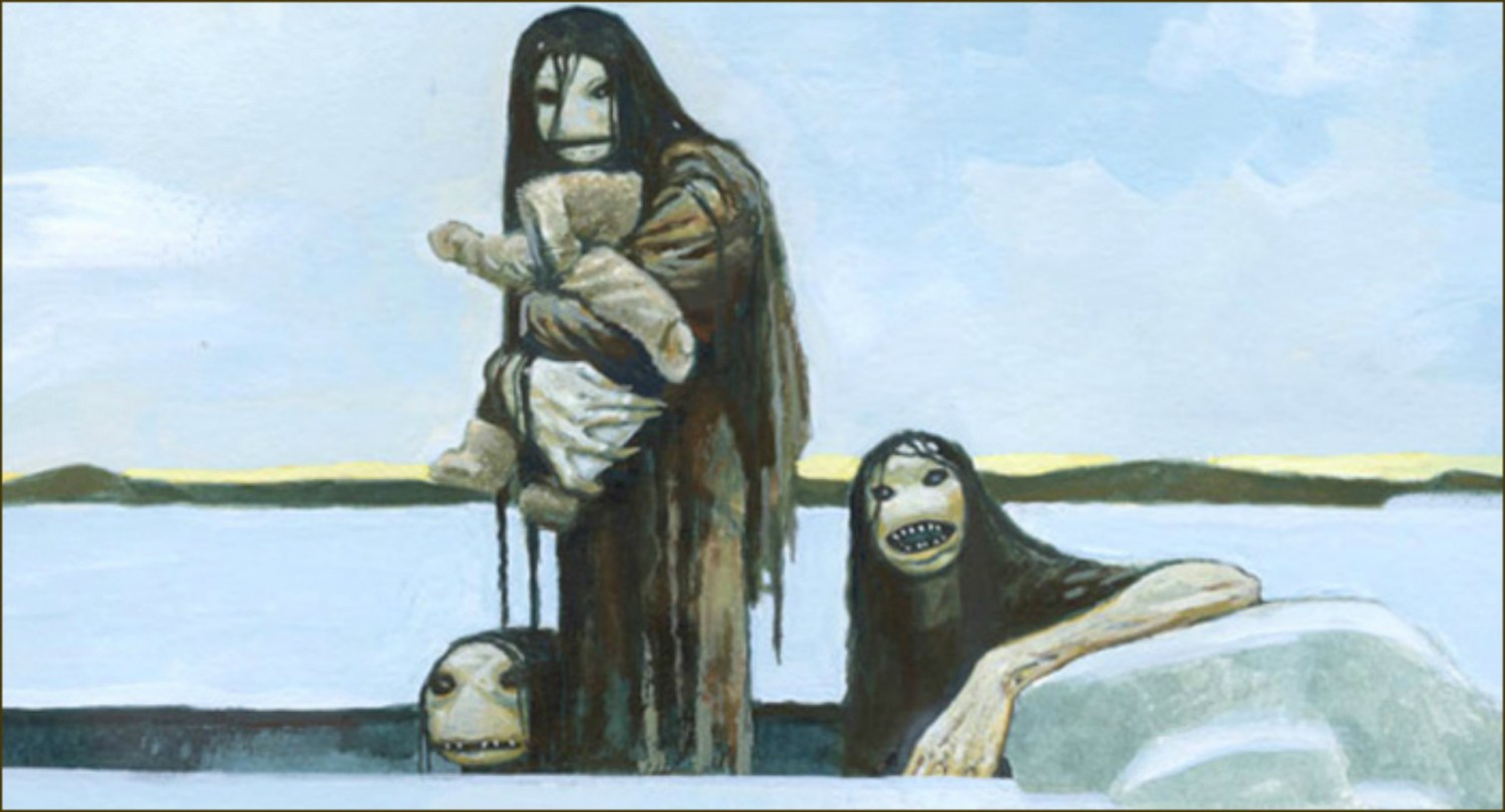 Native American Monsters: Top 15 Creatures From Folklore