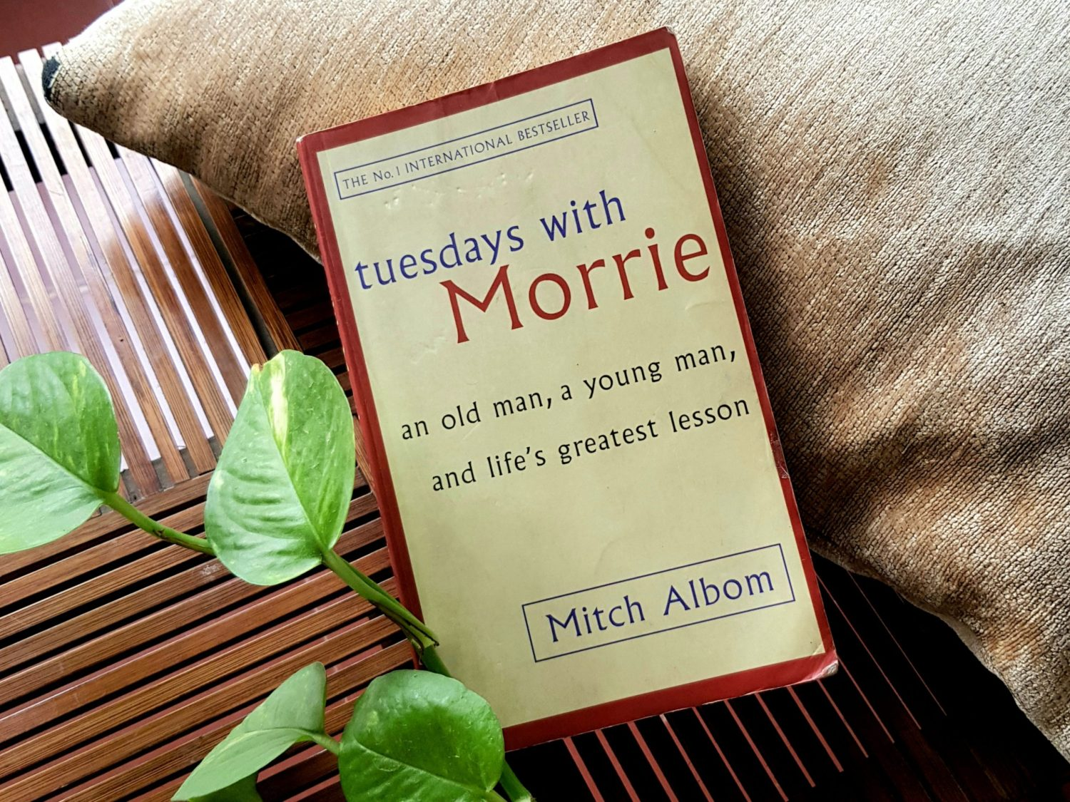 75+ Great Tuesdays With Morrie Quotes