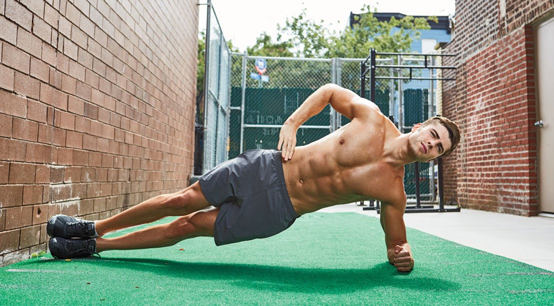 Plank- The No.1 Abdominal Muscle Exercise Of All Time!
