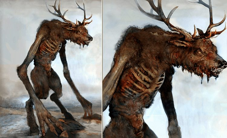 Top 15 Native American Monsters From Folklore