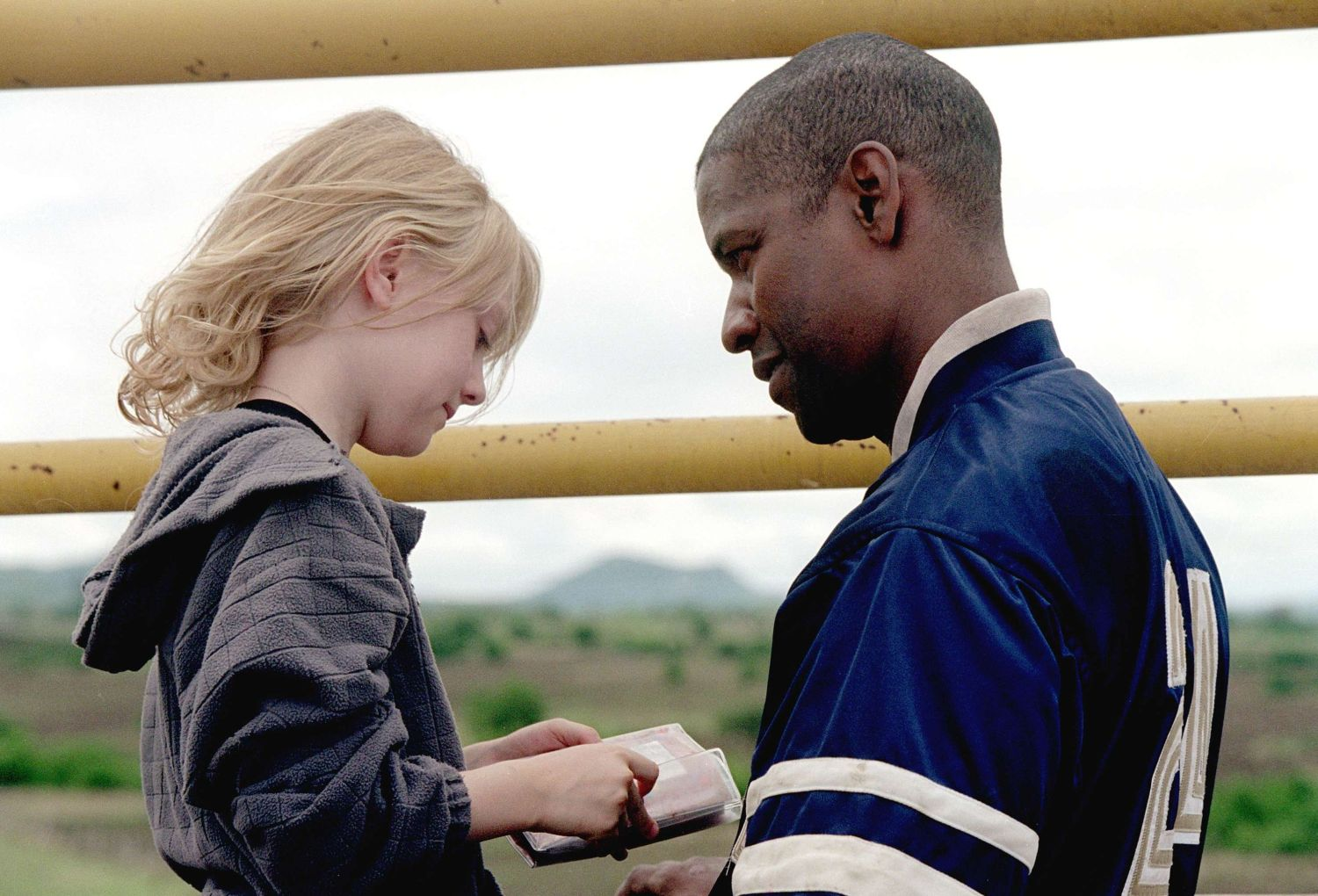 Everyone Is Watching Denzel Washington's Most Underrated Film On Netflix