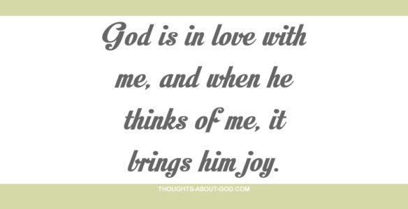 You Bring Joy to God