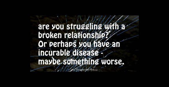 Damaged Relationships