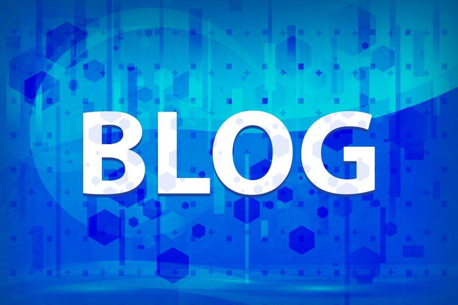 Thoughts blog - WordPress Blocks