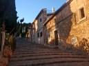 The Calvario Steps